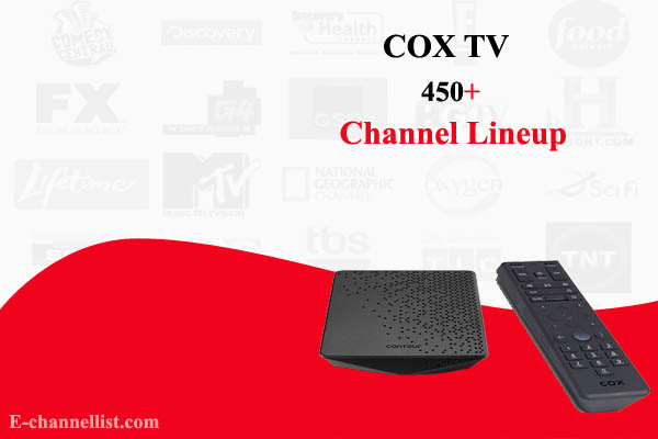 Cox TV Channel Lineup