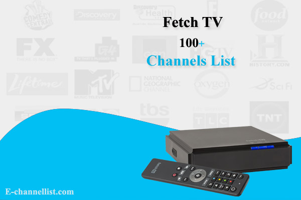 Fetch TV Channels List with Numbers