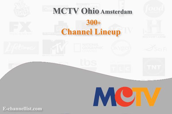 MCTV Ohio Channel Lineup Amsterdam